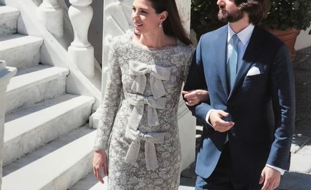 Charlotte Casiraghi wedding.