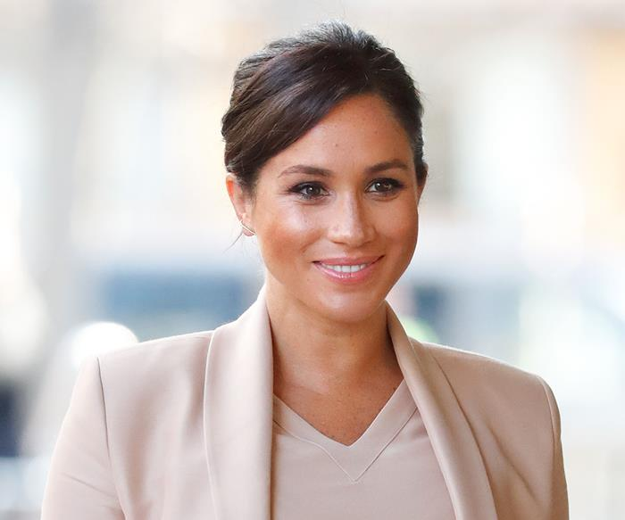 Donald Trump Denies Calling Meghan Markle Nasty