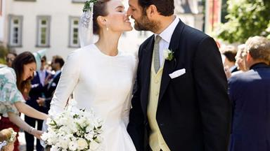 This German Prince Married An American Model In A Fairytale Ceremony Inside A Castle