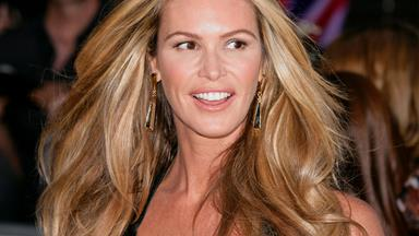 Rare Photos Of Elle Macpherson Without Her Signature Long Hair