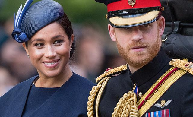 The Mystery Of Meghan Markle's Third Ring
