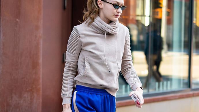 Gigi Hadid Dr Martens Boot Shoe Trend 2019
