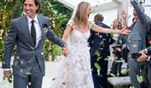 15 Celebrities Who Embraced The Wedding Reception Dress Change