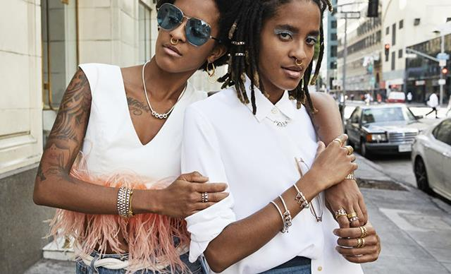 Sister Style: BAZAAR Talks Fashion With Coco And Breezy Dotson
