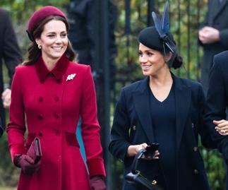Meghan Markle Kate Middleton Fashion Influence