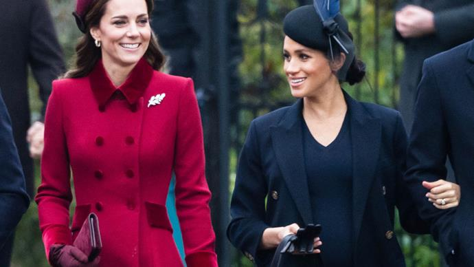 Meghan Markle Kate Middleton Fashion Influence