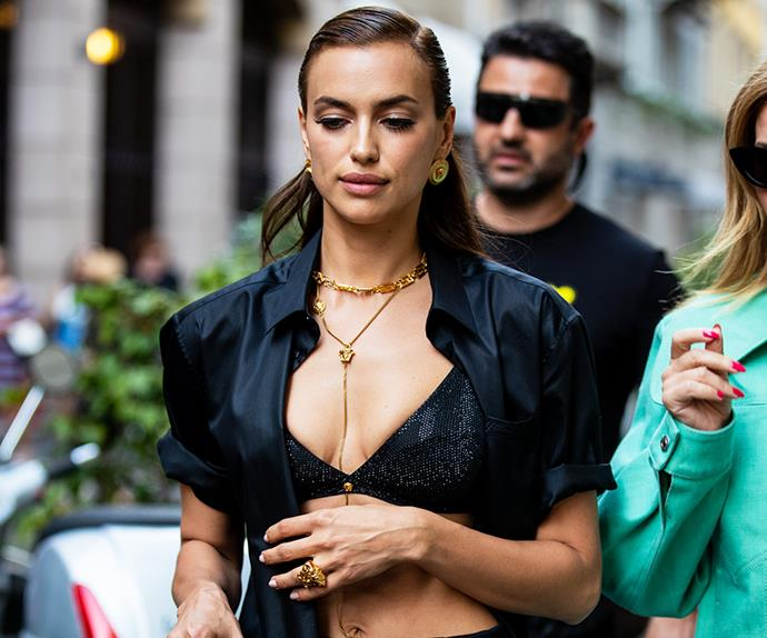 Tracking Irina Shayk's Sultry Post-Breakup Style