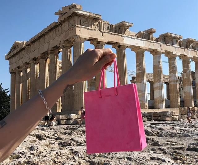 The Coolest Handbag Of 2019 Literally Looks Like A Paper Shopping Bag