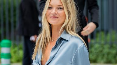 Kate Moss' Daughter Lila Looks Exactly Like Her Mother