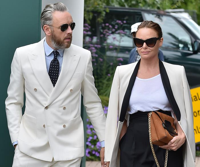 Celebrity Style At Wimbledon