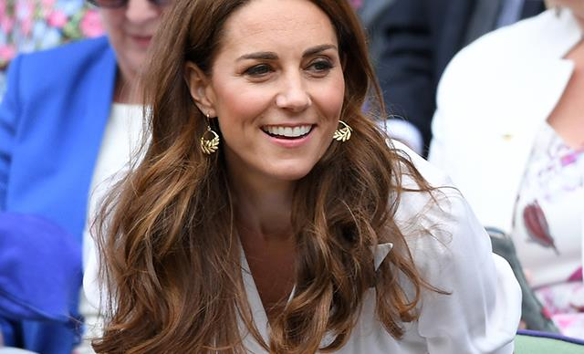 Kate Middleton Just Wore Perhaps Her Best Wimbledon Outfit Ever