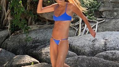 Elle Macpherson's Latest Bikini Photos Are Seriously Impressive