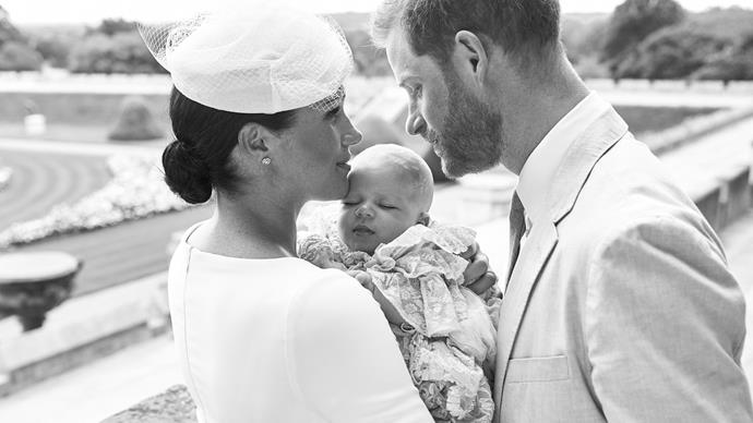 See All The Gorgeous Photos From Archie's Christening