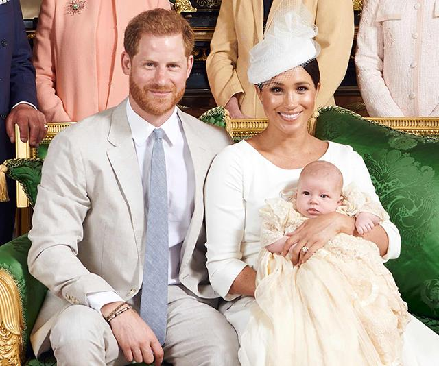 One Of Royal Baby Archie's Secret Godparents Has Been Revealed