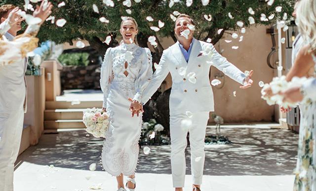 BAZAAR Bride: Yasmin and Nicholas' Sunny St Tropez Celebration