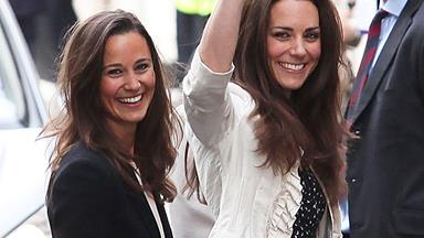 19 Times Pippa And Kate Middleton Were Style Twins