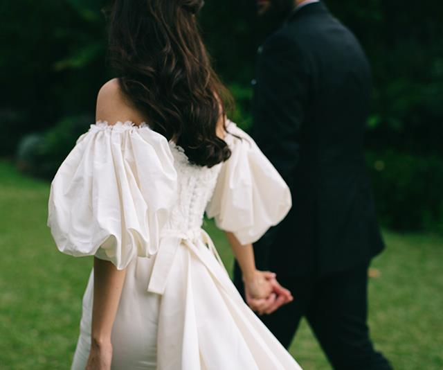 BAZAAR Bride: Carmen and Adrian's Elevated Sydney Festival