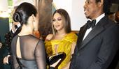 How Beyoncé And Jay Z Reportedly 'Broke Royal Protocol' Meeting Meghan And Harry