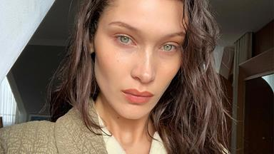 Bella Hadid Debuts Completely Blonde Hair On Instagram