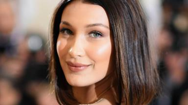 Charting Bella Hadid's Complete Beauty Transformation In Pictures