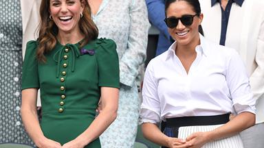 Kate Middleton And Meghan Markle Are Reportedly 'Getting Closer'