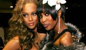 Tyra Banks Opens Up About Her Alleged Rivalry With Naomi Campbell