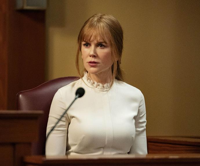 Nicole Kidman's character Celeste from Big Little Lies season 2 finale.