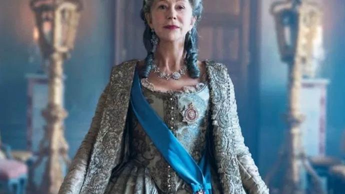 Helen Mirren in HBO's 'Catherine The Great'.