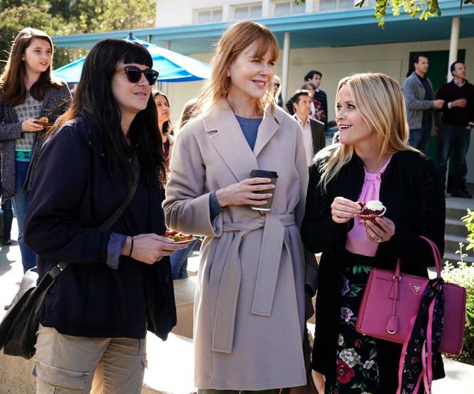Big Little Lies season 2.