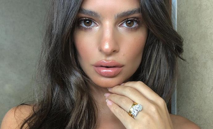 Unconventional Celebrity Engagement Rings