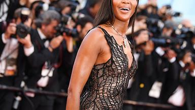 Naomi Campbell On Owning Her 'Fashion Icon' Status