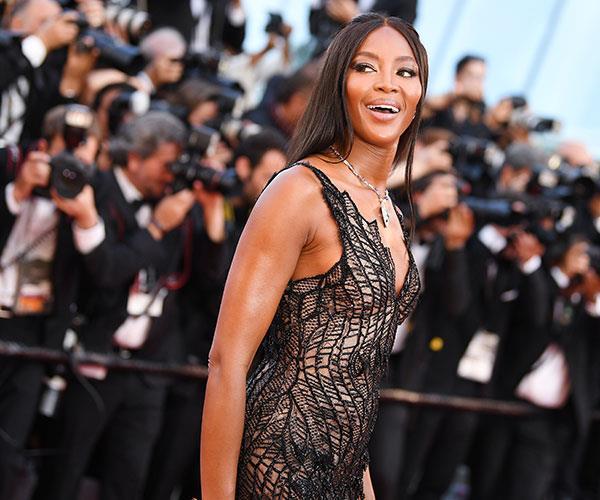 Naomi Campbell On Her Own 'Fashion Icon' Status