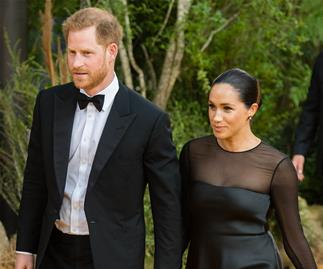 Prince Harry and Meghan Markle.