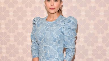 Elizabeth Olsen Debuts Her Divine Emerald Engagement Ring