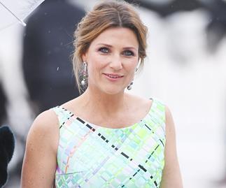 Princess Märtha Louise of Norway.