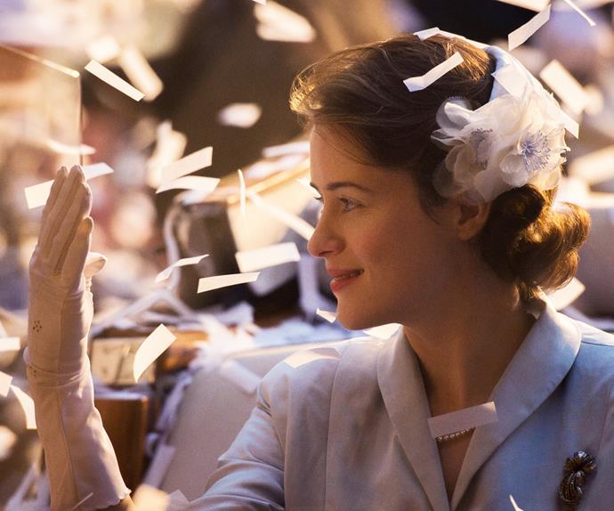 Olivia Colman as Queen Elizabeth in 'The Crown' season three.