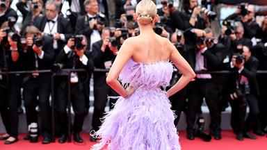 The 10 Best Feathered Dresses Of 2019, Ranked