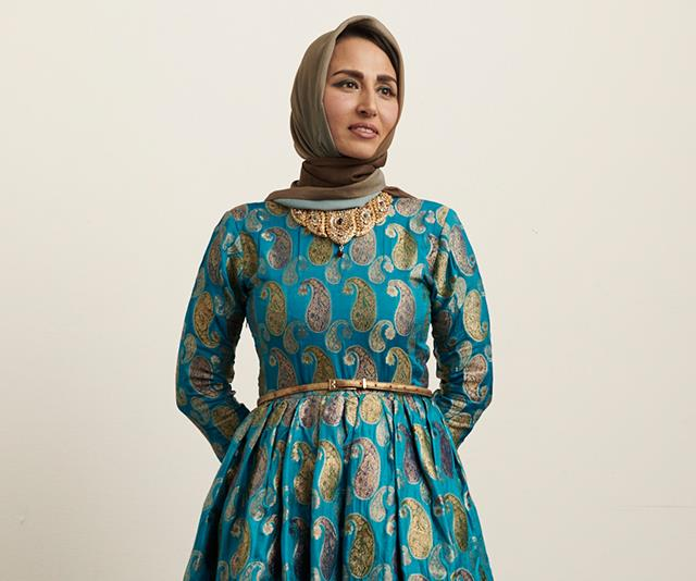 Meet The Afghan-Australian Designer Revolutionising Modest Dressing