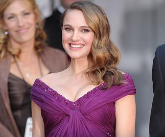 Natalie Portman wearing Rodarte at the 2011 Academy Awards.
