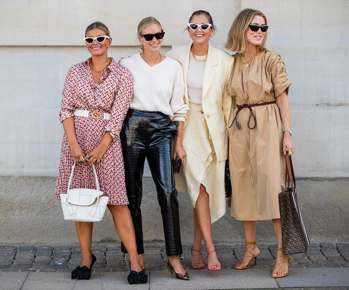 The 5 Trends Every Fashion Girl Is Wearing Right Now