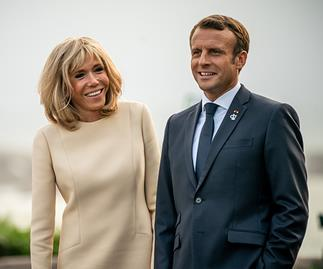 What Is Emmanuel Macron's 'Fashion Pact' And Which Brands Are On Board?