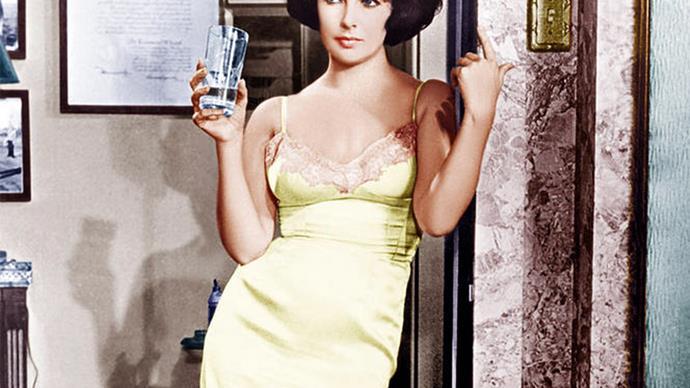 Elizabeth Taylor in Butterfield 8.