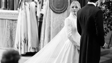 Ellie Goulding Reveals Her Third And, Yes, Fourth Wedding Dresses