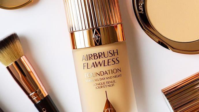 Charlotte Tilbury Airbrush Flawless Foundation.