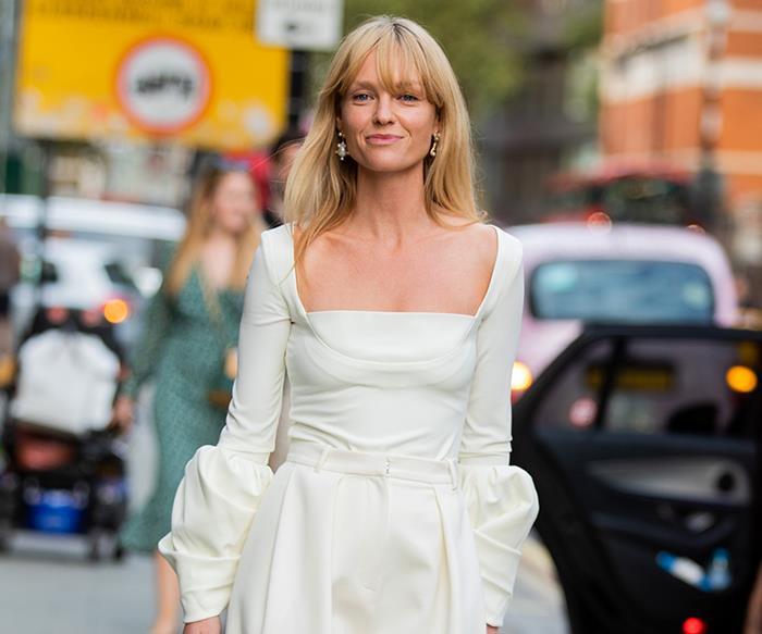 What Everyone At London Fashion Week Is Wearing