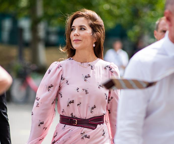 Princess Mary.