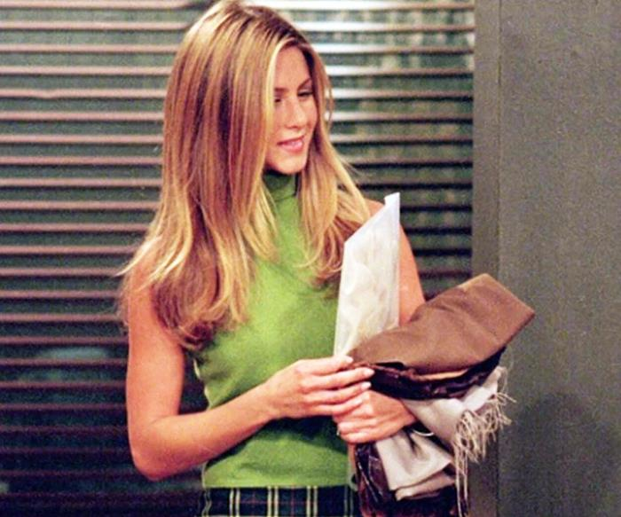 Rachel Green from Friends.