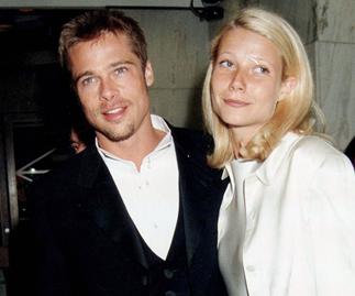 Brad Pitt Gwyneth Paltrow.