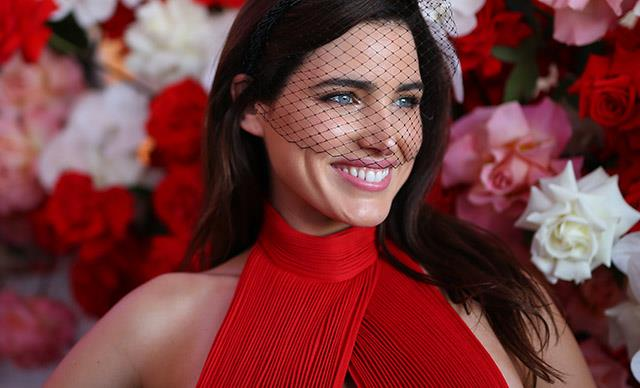 The Best Looks From Colgate Optic White Stakes Day