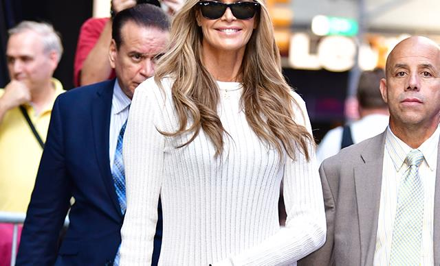 Elle Macpherson Shares Her Fail-Safe Pre-Event Cleanse